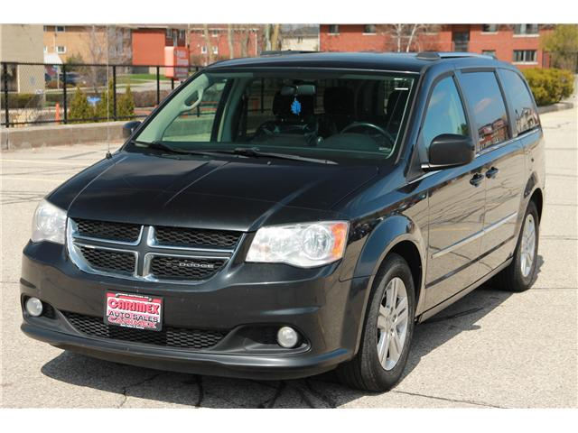 2011 Dodge Grand Caravan Crew (Stk: 1904142) in Waterloo - Image 1 of 26