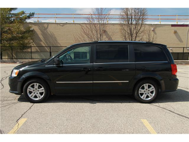 2011 Dodge Grand Caravan Crew (Stk: 1904142) in Waterloo - Image 2 of 26