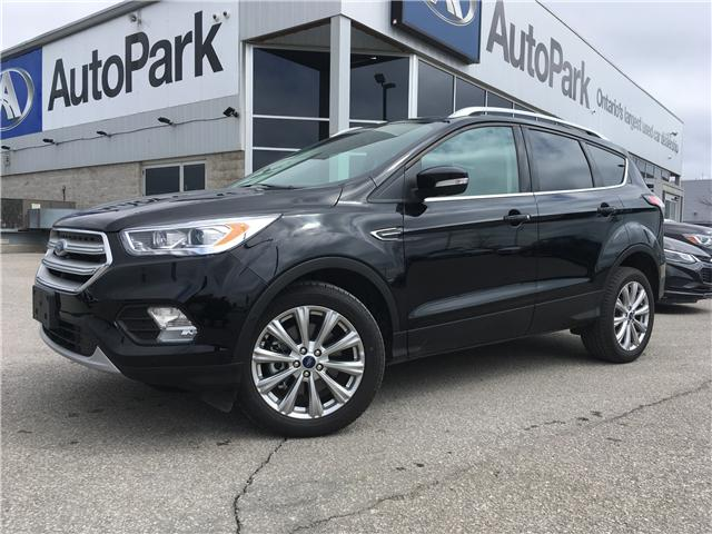 2018 Ford Escape Titanium (Stk: 18-64309RMB) in Barrie - Image 1 of 29