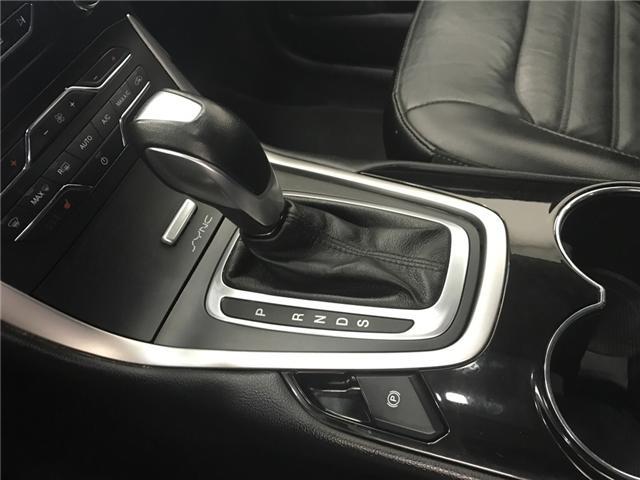 2016 Ford Edge SEL (Stk: 204785) in Lethbridge - Image 21 of 27