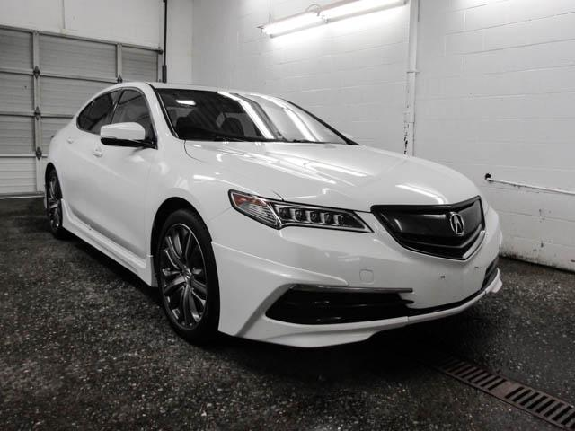 2015 Acura TLX Tech (Stk: 89-62722) in Burnaby - Image 2 of 24