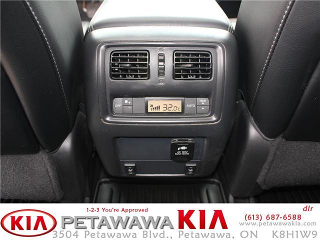 2016 Nissan Pathfinder SL (Stk: 19182-1) in Petawawa - Image 13 of 27
