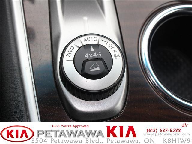 2016 Nissan Pathfinder SL (Stk: 19182-1) in Petawawa - Image 22 of 27