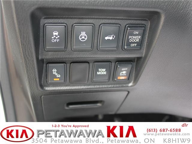 2016 Nissan Pathfinder SL (Stk: 19182-1) in Petawawa - Image 23 of 27