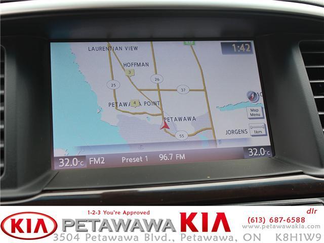2016 Nissan Pathfinder SL (Stk: 19182-1) in Petawawa - Image 14 of 27