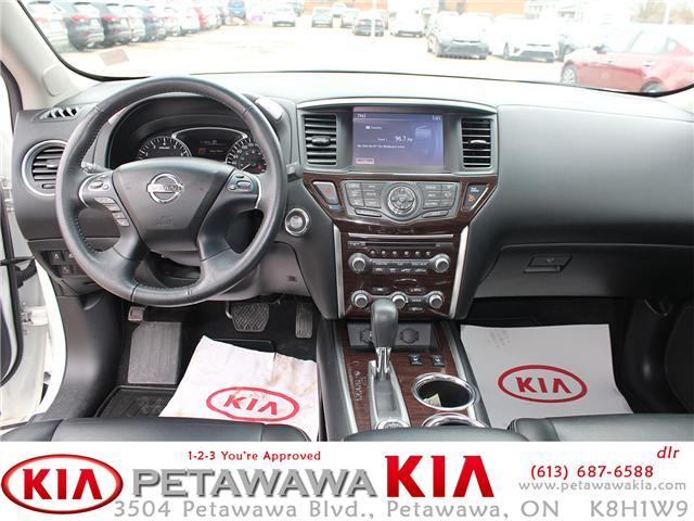2016 Nissan Pathfinder SL (Stk: 19182-1) in Petawawa - Image 8 of 27