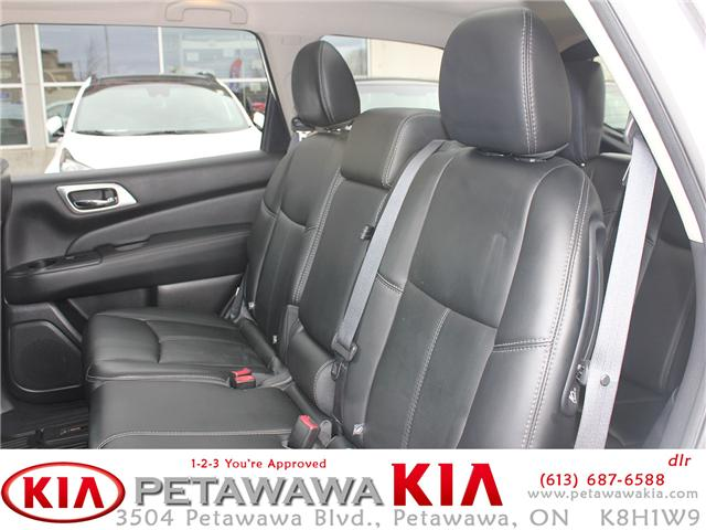 2016 Nissan Pathfinder SL (Stk: 19182-1) in Petawawa - Image 27 of 27