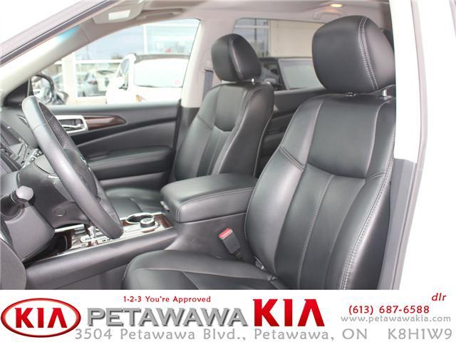 2016 Nissan Pathfinder SL (Stk: 19182-1) in Petawawa - Image 10 of 27