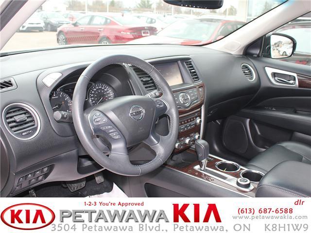 2016 Nissan Pathfinder SL (Stk: 19182-1) in Petawawa - Image 9 of 27