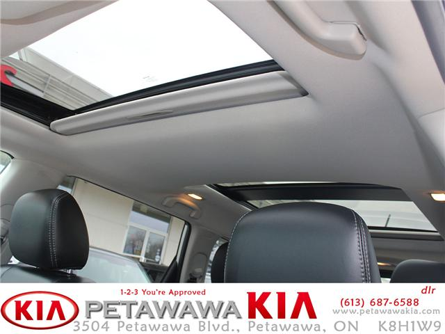 2016 Nissan Pathfinder SL (Stk: 19182-1) in Petawawa - Image 25 of 27