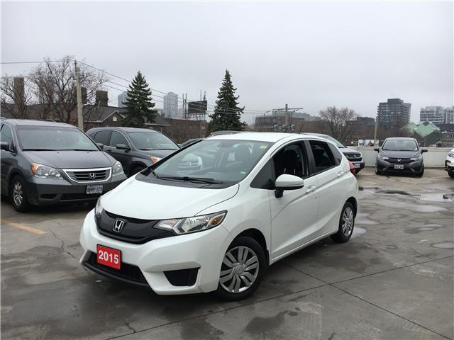 2015 Honda Fit LX (Stk: HP3305) in Toronto - Image 1 of 22