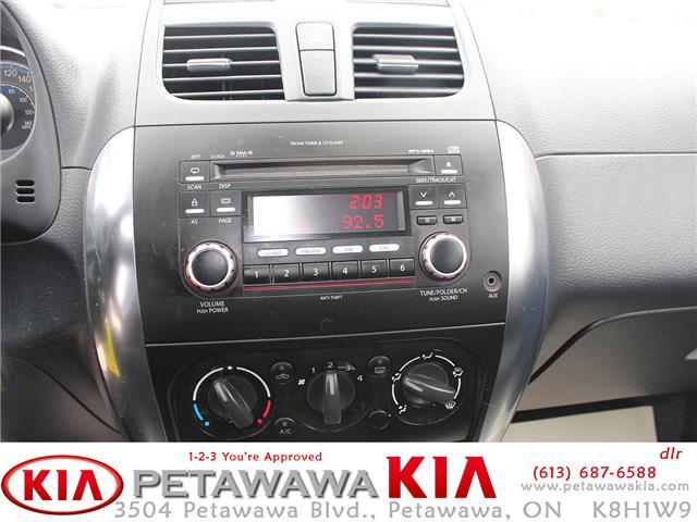 2012 Suzuki SX4 JX (Stk: 18170-1) in Petawawa - Image 2 of 13