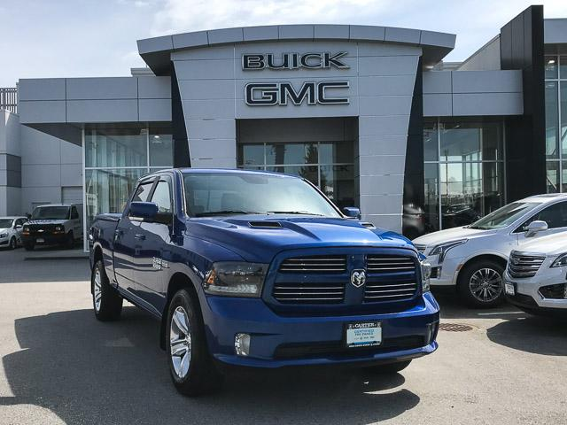 2015 RAM 1500 Sport (Stk: 9R91191) in North Vancouver - Image 2 of 28