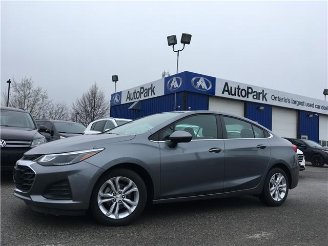 2019 Chevrolet Cruze LT (Stk: 19-04974) in Georgetown - Image 1 of 24