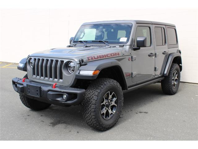 2019 Jeep Wrangler Unlimited Rubicon (Stk: W573977) in Courtenay - Image 2 of 30