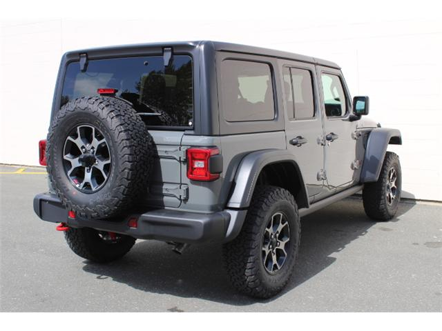 2019 Jeep Wrangler Unlimited Rubicon (Stk: W573977) in Courtenay - Image 4 of 30