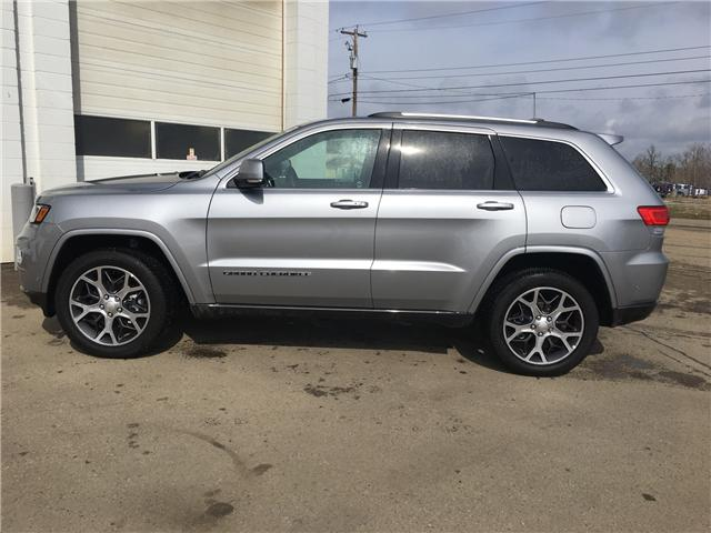 2018 Jeep Grand Cherokee Limited (Stk: 18GH6505) in Devon - Image 1 of 11