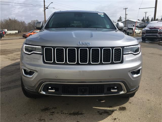 2018 Jeep Grand Cherokee Limited (Stk: 18GH6505) in Devon - Image 2 of 11