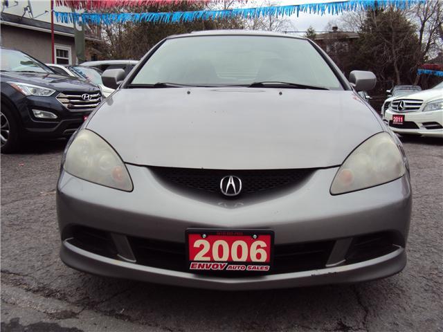 2006 Acura RSX Premium (Stk: ) in Ottawa - Image 2 of 12