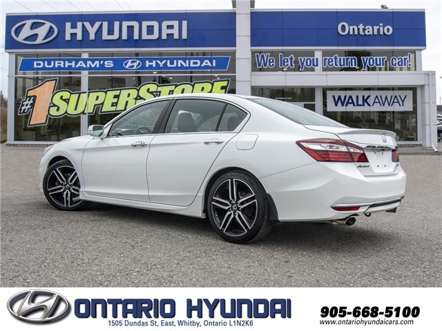 2017 Honda Accord Sport (Stk: 00092K) in Whitby - Image 2 of 24