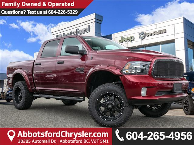 2019 RAM 1500 Classic ST (Stk: K601047) in Abbotsford - Image 1 of 23