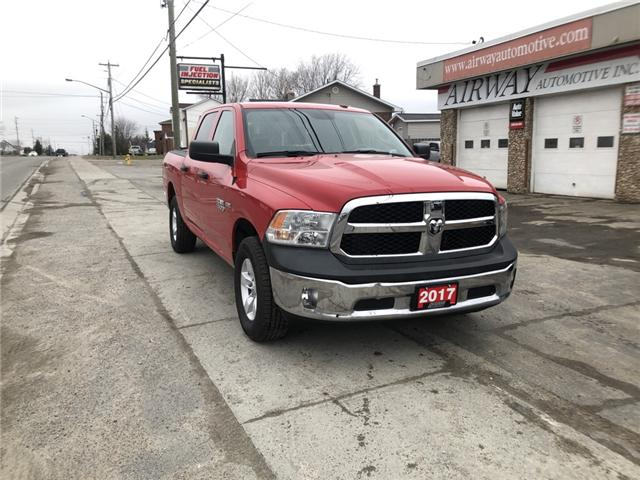 2017 RAM 1500 ST (Stk: 1885) in Garson - Image 1 of 8
