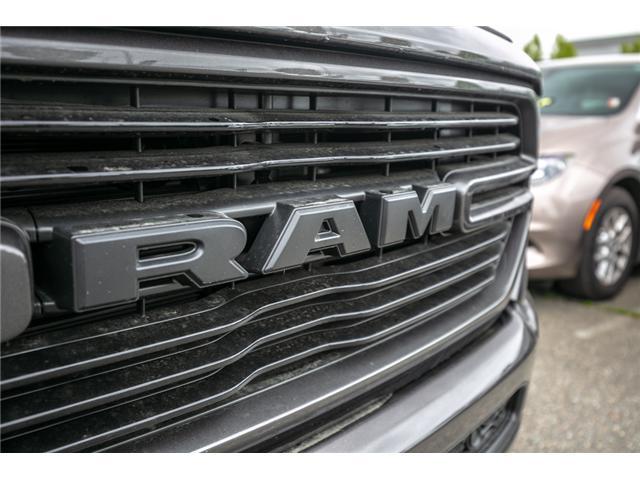 2019 RAM 1500 Rebel (Stk: K743545) in Abbotsford - Image 10 of 22