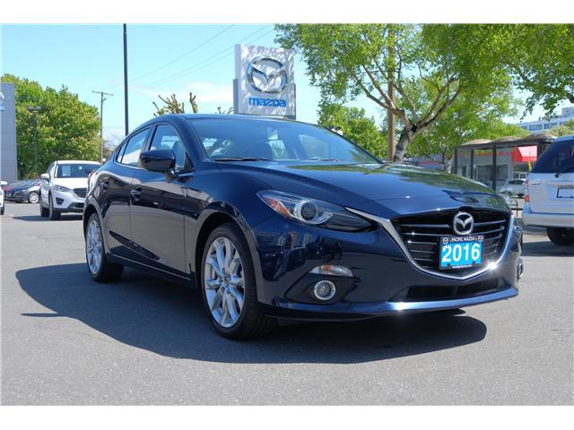2016 Mazda Mazda3 GT (Stk: 126291A) in Victoria - Image 1 of 20