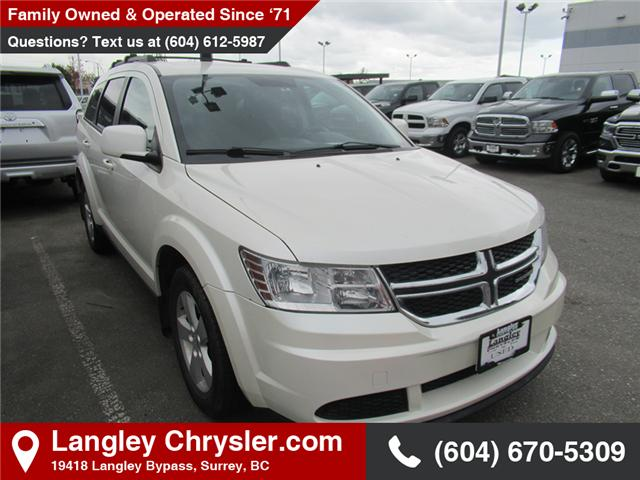 2013 Dodge Journey CVP/SE Plus (Stk: K616930A) in Surrey - Image 1 of 1