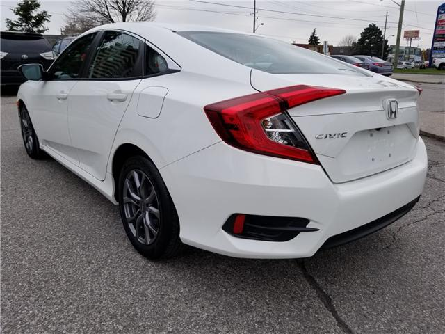 2016 Honda Civic LX (Stk: ) in Concord - Image 6 of 17