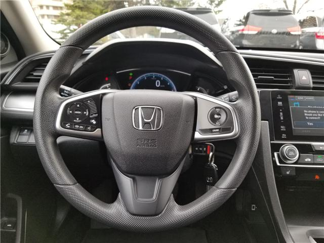 2016 Honda Civic LX (Stk: ) in Concord - Image 9 of 17