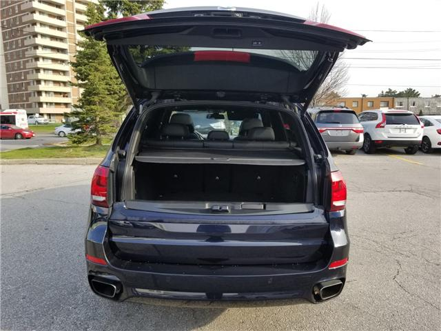 2014 BMW X5 50i (Stk: ) in Concord - Image 6 of 21