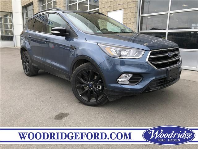 2018 Ford Escape Titanium (Stk: 17235) in Calgary - Image 1 of 21
