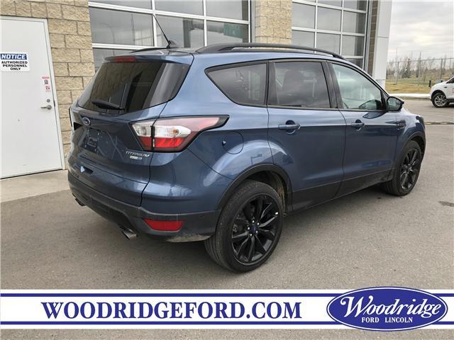 2018 Ford Escape Titanium (Stk: 17235) in Calgary - Image 4 of 22