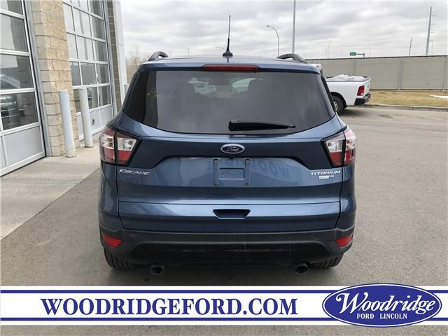 2018 Ford Escape Titanium (Stk: 17235) in Calgary - Image 7 of 22