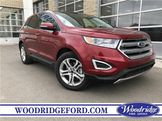 2018 Ford Edge Titanium (Stk: 17236) in Calgary - Image 1 of 21