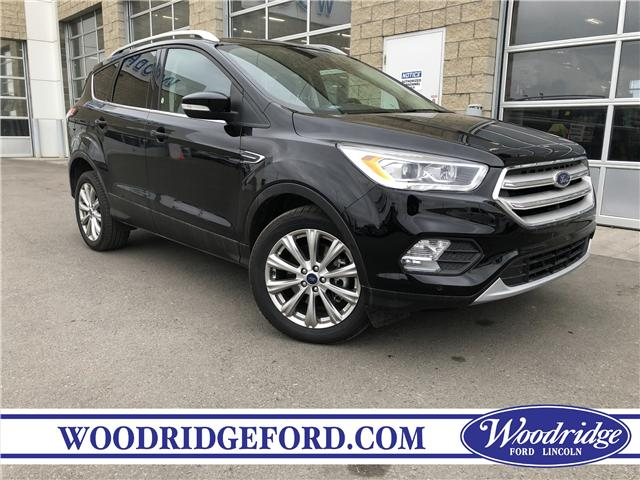 2018 Ford Escape Titanium (Stk: 17237) in Calgary - Image 1 of 20