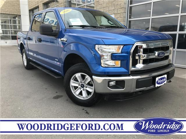 2016 Ford F-150 XLT (Stk: J-2089A) in Calgary - Image 1 of 20