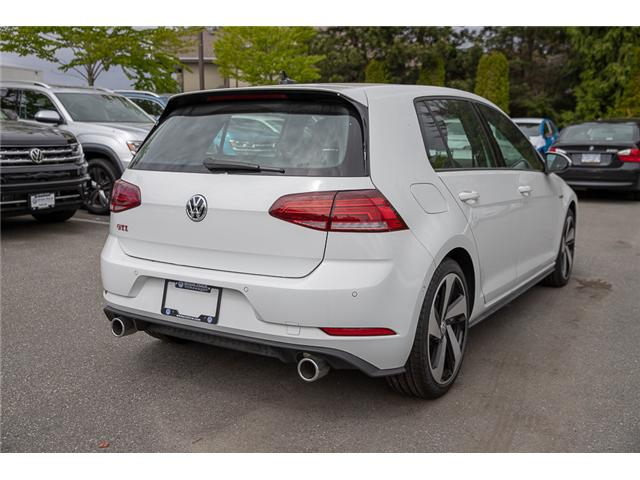 2019 Volkswagen Golf GTI 5-Door Autobahn (Stk: KG003137) in Vancouver - Image 7 of 24