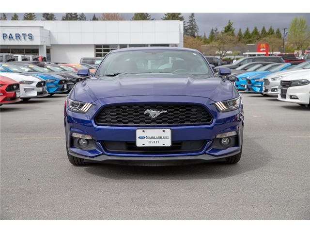 2015 Ford Mustang V6 (Stk: 8FU0202A) in Vancouver - Image 2 of 24