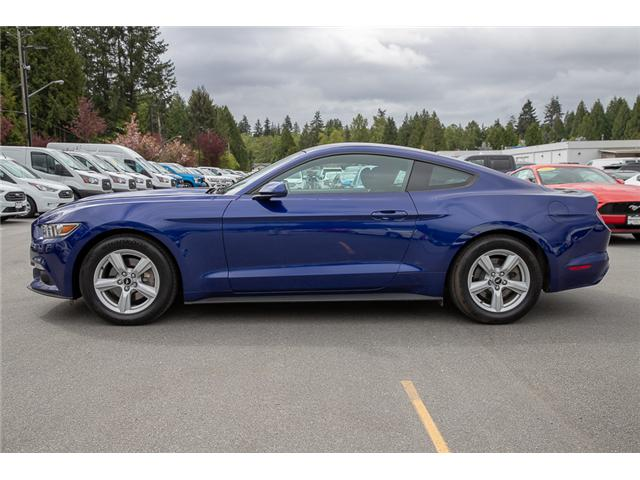 2015 Ford Mustang V6 (Stk: 8FU0202A) in Vancouver - Image 4 of 24