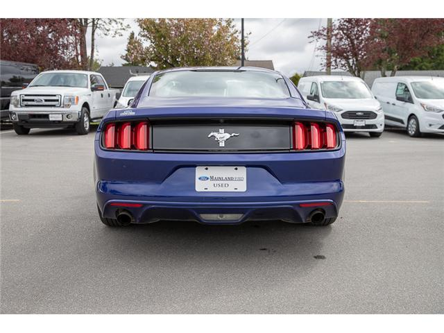 2015 Ford Mustang V6 (Stk: 8FU0202A) in Vancouver - Image 6 of 24