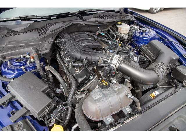 2015 Ford Mustang V6 (Stk: 8FU0202A) in Vancouver - Image 9 of 24