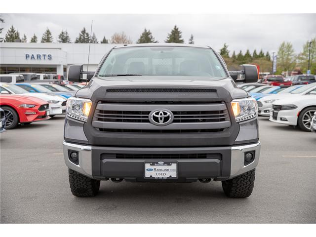 2015 Toyota Tundra SR5 5.7L V8 (Stk: 9F36240A) in Surrey - Image 2 of 30