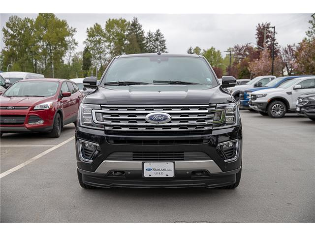2018 Ford Expedition Max Limited (Stk: P1476) in Vancouver - Image 2 of 30