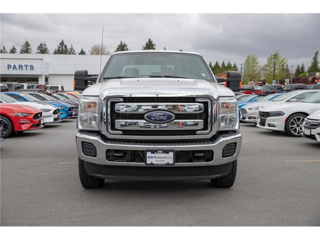 2016 Ford F-350 XLT (Stk: PB08486) in Vancouver - Image 2 of 28