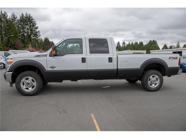 2016 Ford F-350 XLT (Stk: PB08486) in Vancouver - Image 4 of 28