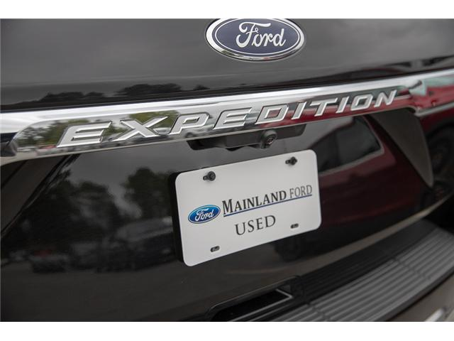 2018 Ford Expedition Max Limited (Stk: P1476) in Vancouver - Image 11 of 30