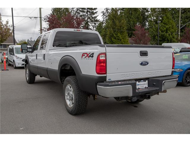 2016 Ford F-350 XLT (Stk: PB08486) in Vancouver - Image 5 of 28