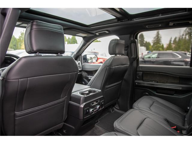 2018 Ford Expedition Max Limited (Stk: P1476) in Vancouver - Image 15 of 30